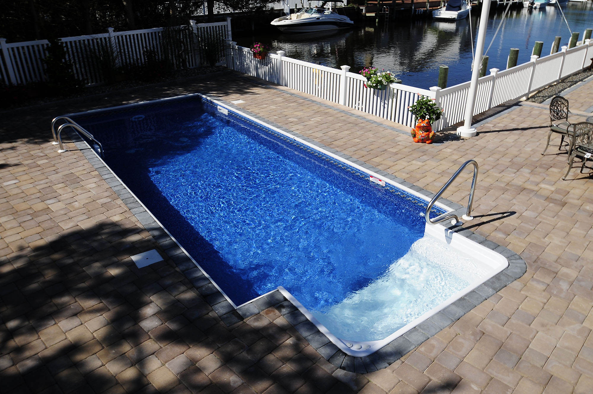 Inground Pool Installation In Monmouth Amp Orange County Nj